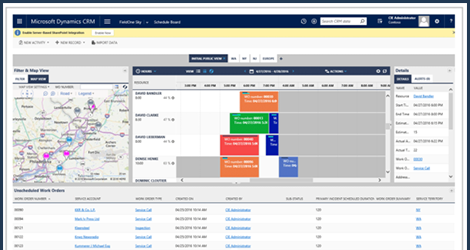 customisable aspect of Dynamics 365 for Retail