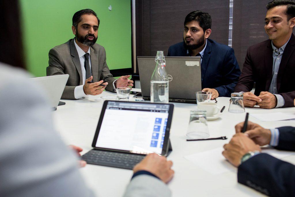 Microsoft Dynamics Professionals