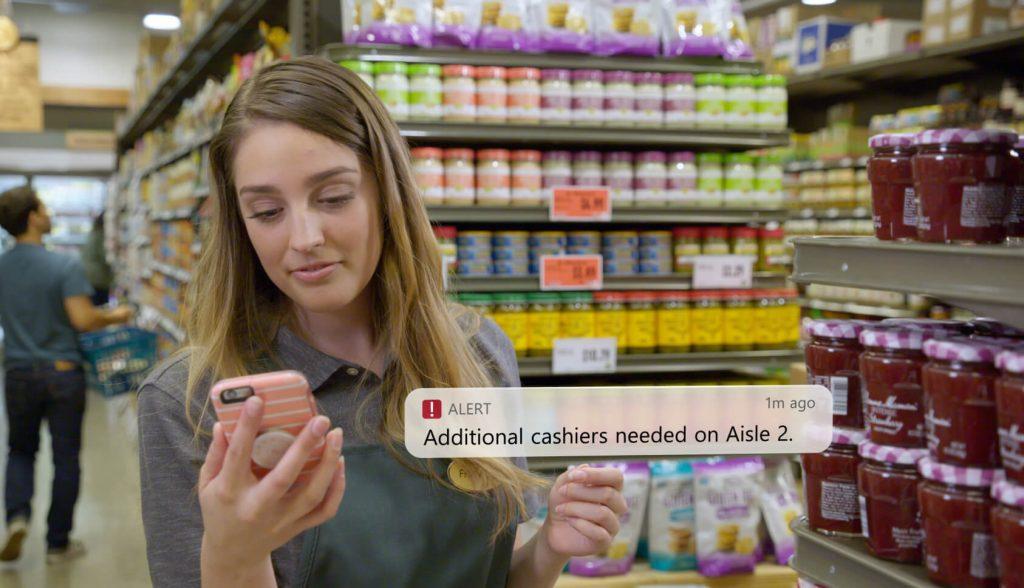 AI supermarket
