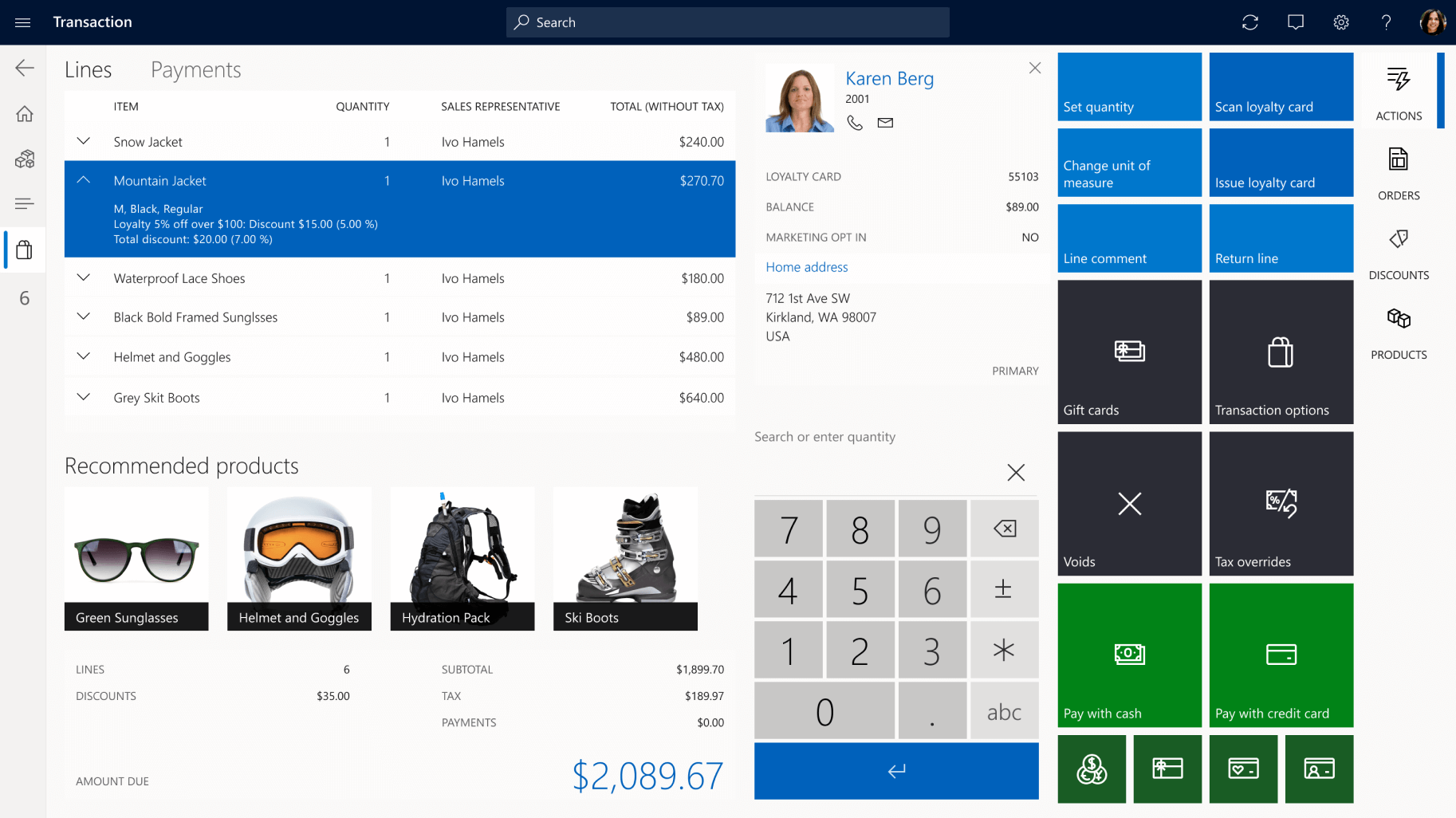 Microsoft Dynamics 365 Commerce preview is now available
