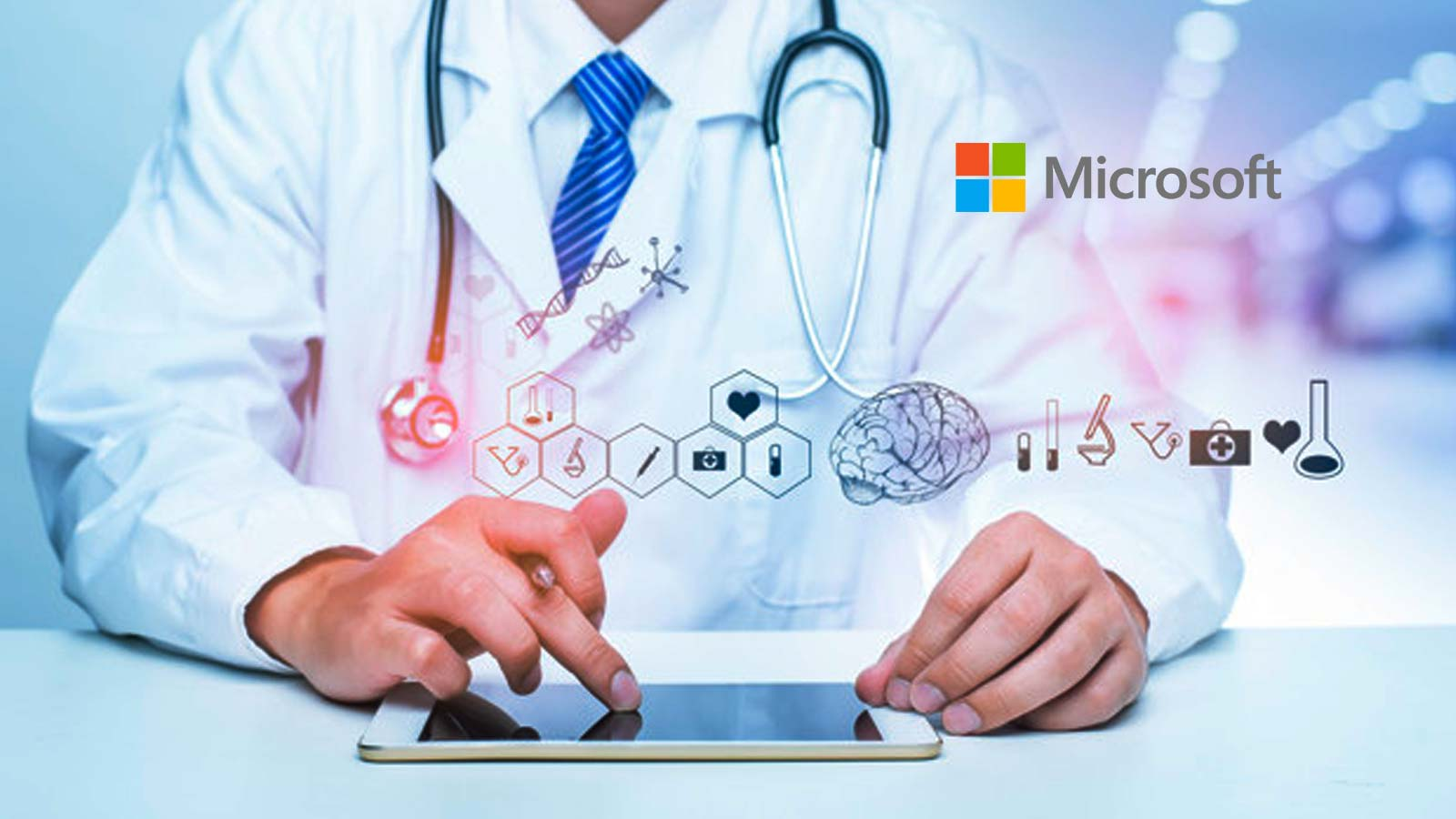 Artificial inteligence (AI) in Healthcare with Microsoft Azure