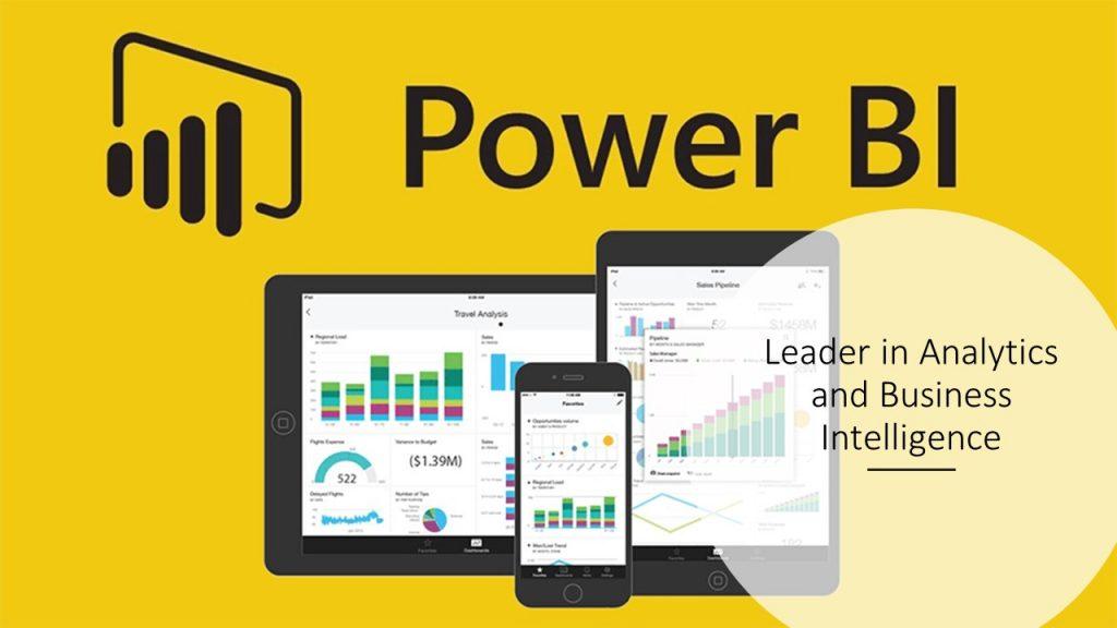 Power-BI leader