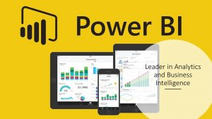 Power-BI leader