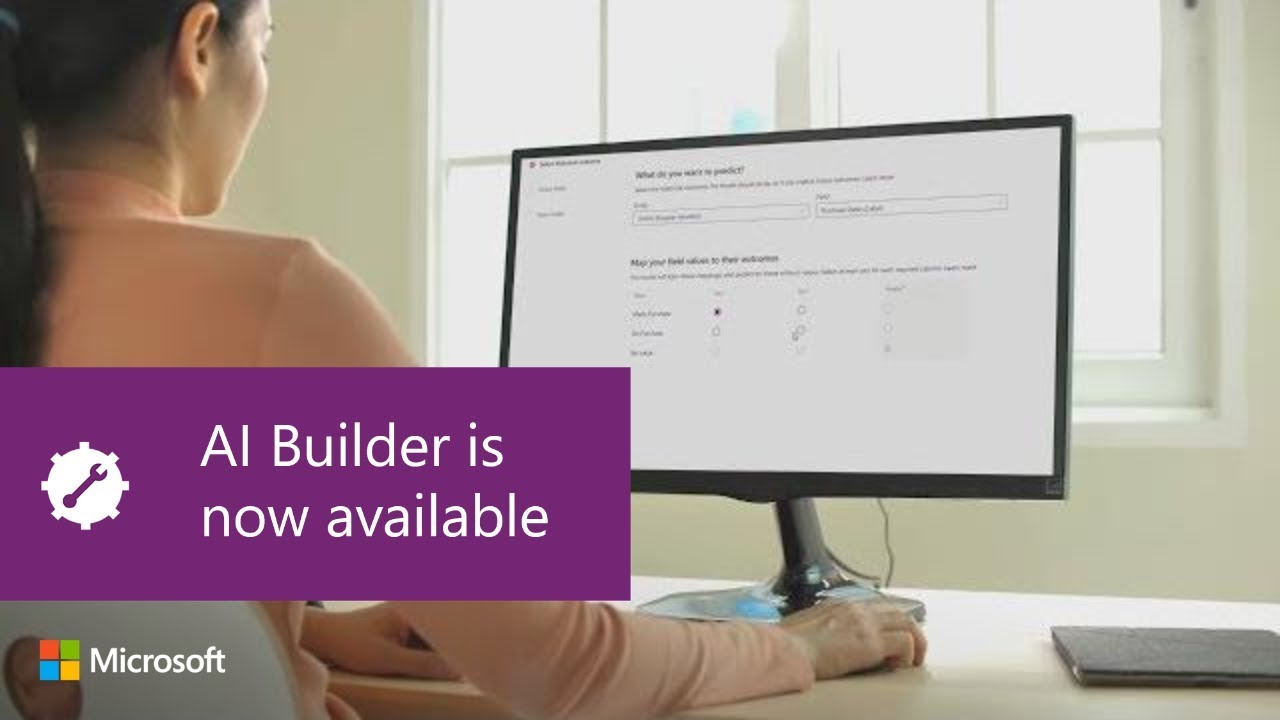 AI Builder: A new machine learning for Power Platform