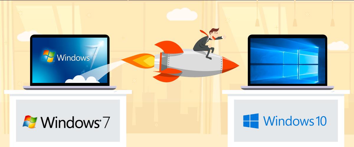 Windows 7 To Windows 10 business Migration Checklist