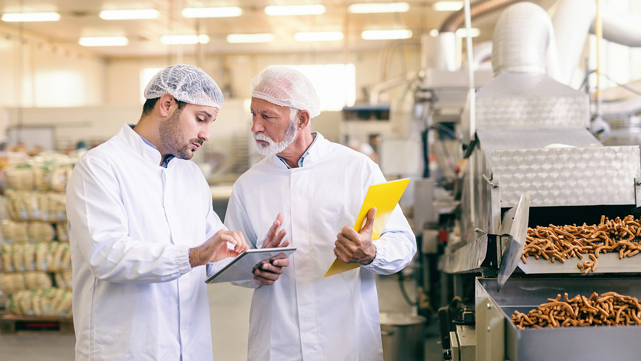 Dynamics 365 Supply chain management for Food industry