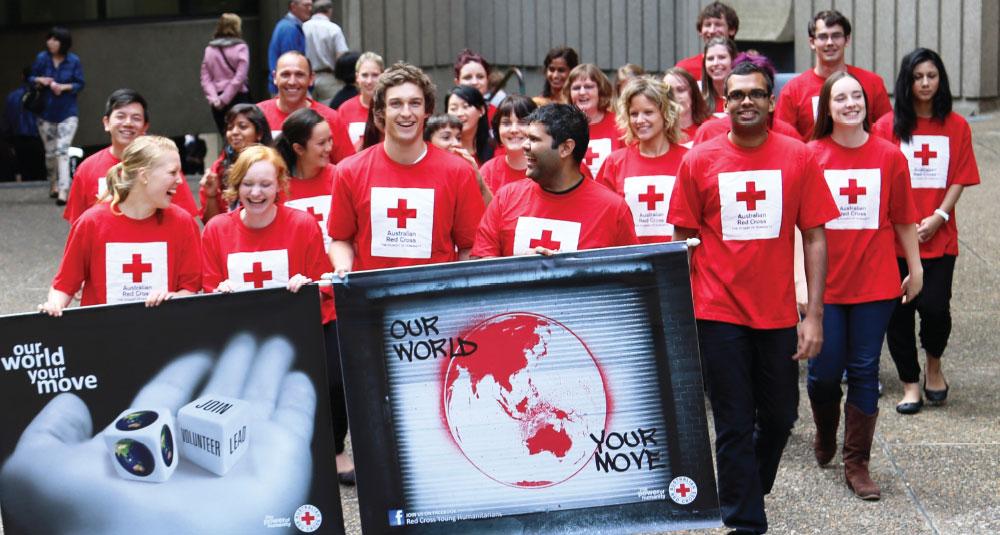 Power platform Success stories : American Red Cross