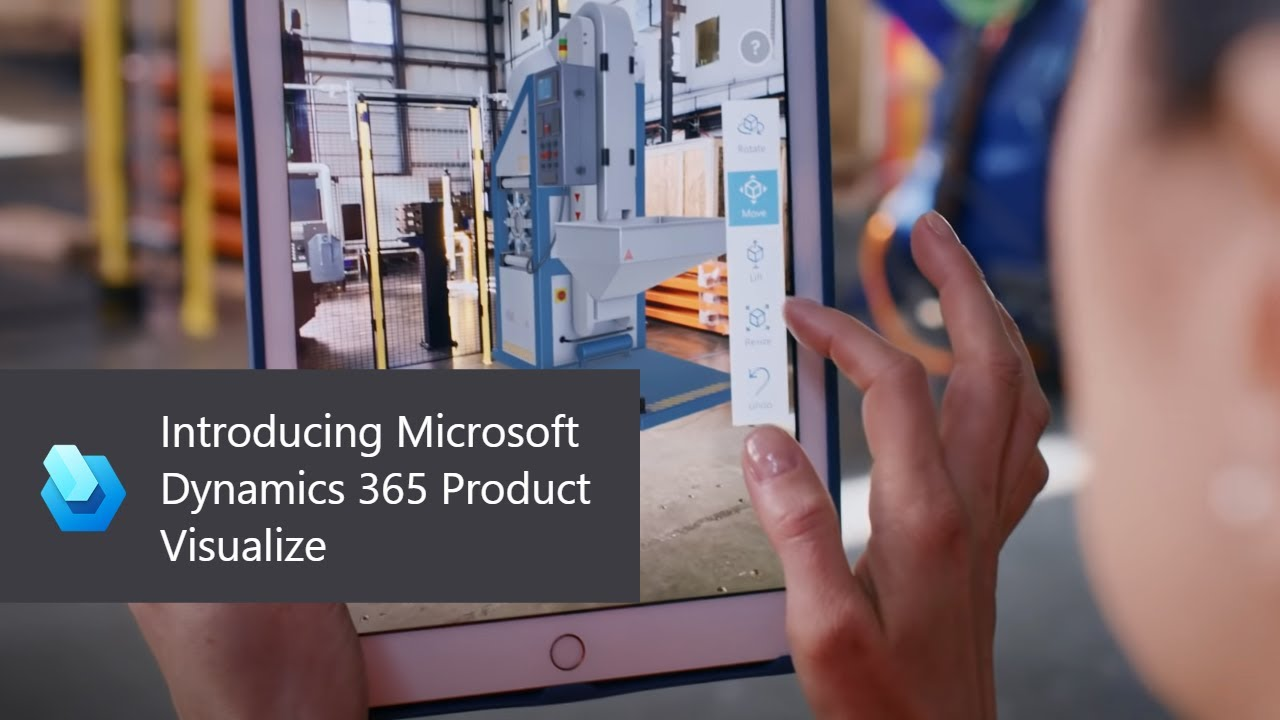 D365 Product Visualize (3D & 360° Mixed Reality)