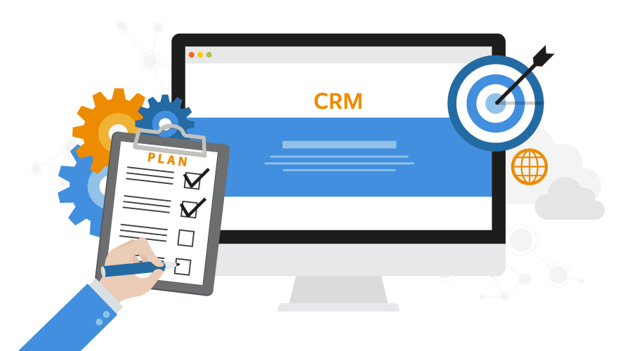 Top 5 Reasons to implement a CRM today