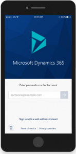 Dynamics-365-Mobile-Experience