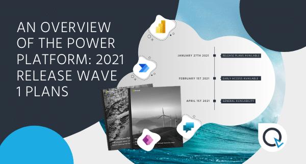 Power Platform new capabilities 2021 release